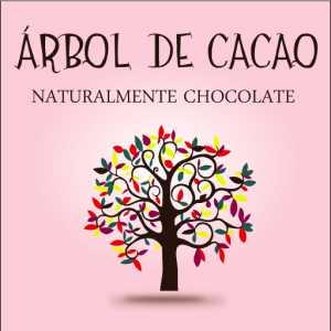 logo árbol de cacao