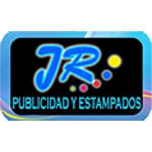 logo jr publicidad y estampados